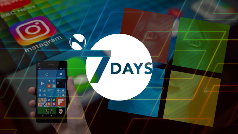 7 Days: every week of windows 10 updates, Insta-groan and wireless horizons