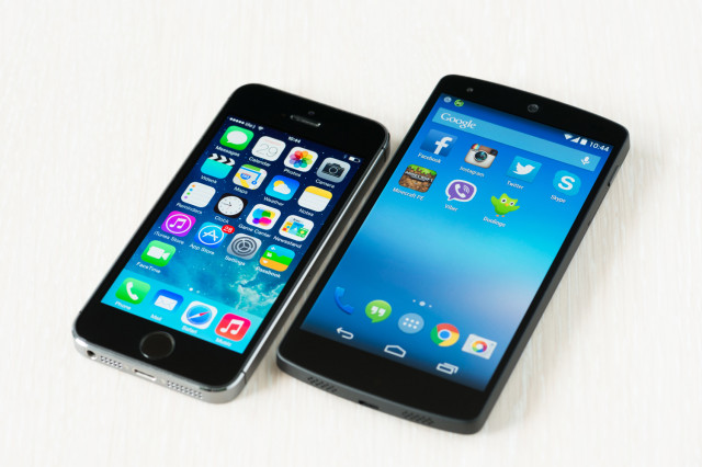 'It Just Works?' Not quite: iPhones crash more than Android phones, study finds  Read more: http://www.digitaltrends.com/mobile/iphones-android-crashes-blancco-study/#ixzz4IY5LFY7U  Follow us: @digitaltrends on Twitter | digitaltrendsftw on Facebook